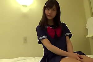 Cute Petite Japanese In Unvarying Fucked