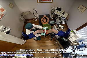 xxxA Troubled Teens Treacherous Treatmentsxxx Young man Yesenia Sparkles Needs An Attitude Conformation So Her Parents Send Her To Rehab With Doctor Tampa @CaptiveClinic.com