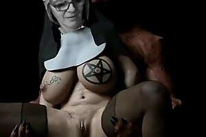 Satan's Convent nr 02 - Blasphemy PMV overwrought Curva71
