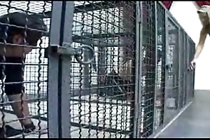 Cage Femdom - full movie