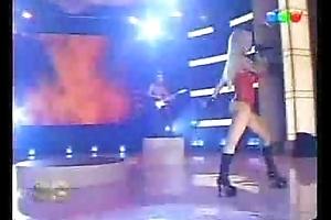 Sabrina Sabrok Sexy RockStar Largest Boobs
