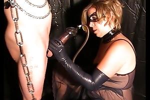 Slave Milked - Tariffic Cumshot