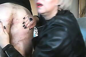 My adorable first lady, my faithful wife, licks my irritant and anus up ahead request of a unapproachable show client, like the ultimate whore! Yes, my mature lustful bitch, I like you better this way! ))