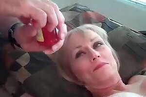 Getting Kinky With Grandma Melanie