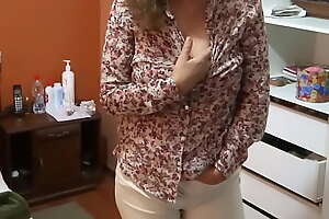 MATURE MOTHER, 58 YEARS OLD, SHOWING Not present HER Tasty TITS, COMPILATION, LINGERIE, LATINA EROTICA - ARDIENTES69