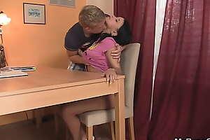 Sponger seduces bro's girlfriend painless he leaves