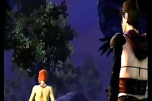 Dragon Age: Leliana and Morrigan