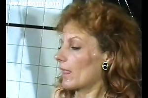 Masked old hand put large metal clamps on milf slave her pussy added to hits her with a whip