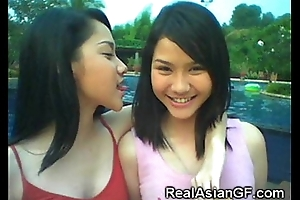 Despotic Teen Asian GFs!