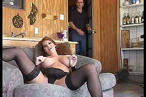 Blazing Titties #1 - Big titties are made be fitting of making out