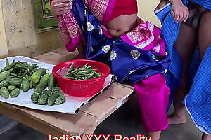 vegetable selling angel of mercy and brother fuck, with clear hindi voice