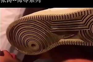 Chinese feet workship 193