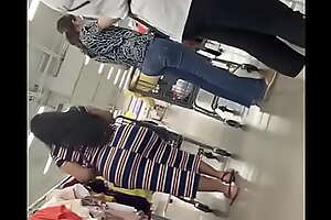 Sexy ass Latina milf in sundress marina