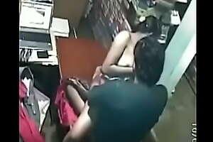 Desi security cam caught