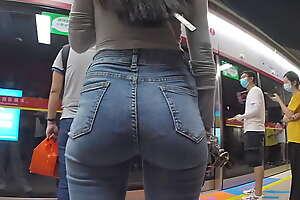 Nice penurious jeans aggravation