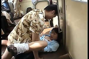 [JapanXAmateur.com] Japanese Girl Getting Fucked On A Train