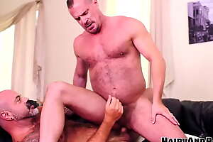 HAIRYANDRAW Lay bare Scotty Rage Raw Breeds Christian Mitchell
