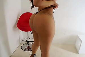 Strella Kat Expanse 3 Downloadable DVD/Clips - Dominican Hottie Alongside An Amazing Body - Fat Ass Latina