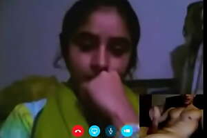 Today Exclusive pakistani paid webcam allure girl with her new teen dig up swain