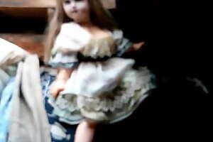 love doll Jumeau Bisque doll.