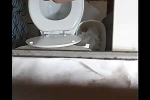 My Heavy Bore Aunty Fantasies make an issue of Bathroom