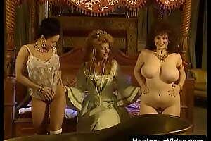 Sexy sluts fucking adjacent to the royal palace