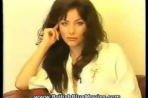 British Vintage Pornstar Vida Garman Interviewed