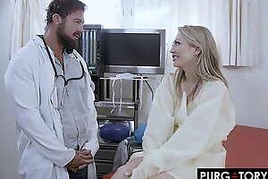 PURGATORYX Fertility Sanitarium Vol 1 Part 2 with Skylar Snow and Adira Allure