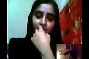 horny pakistani webcam fraud callgirl lahori from chckla family fastening 63