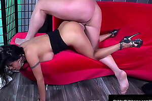 Hubby Gives Sopping Big Boobed Mexican MILF Gabby Quinteros What She Wants