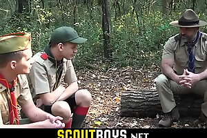 Hot boys possessions ass fucked wide of their obey counsellor-SCOUTBOYS.NET