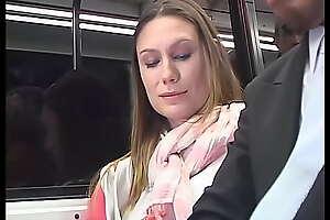 Rucca Paige - Bus sex (FHD upscale)