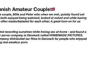 Danish homemade porn