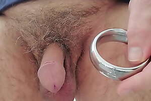 Daddy Does hammer away Cock Ring