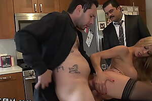 DevilsFilm My Boss' Torrid Wife Alexis Fawx Fucked Me In Front of Him!!