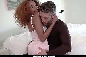 Old man Fucks His Ebony Cute Step Lass - Brixley Benz - Pornfam.com