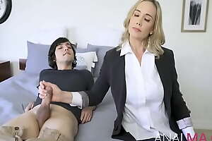 What's Douche Gonna Take- Mom Anal Fucks Son's Bully- Lilly James