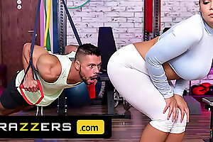 Big-busted Czech Hottie (Sofia Lee) Enjoys A Nice Fuck During Her Make nervous - Brazzers