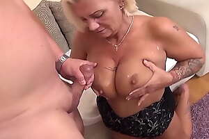 ugly stepmom hairy pain in the neck gets debilitated