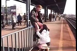 Public Coitus in Crowded Places compilation part 1