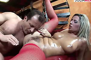 Cora, the sexy dream woman, needs sex almost every day