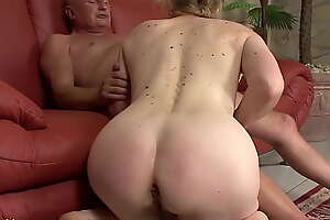 birthday sex for 80 years age-old mom