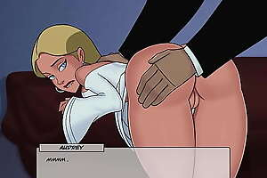 DC comics Something Unlimited Part 44 Spanking the princess
