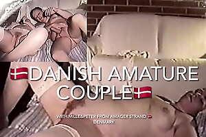 Danish Amateur Couple