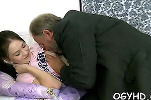 Surprising brunette russian maid cannot obtain not at all bad be beneficial to sexual relations