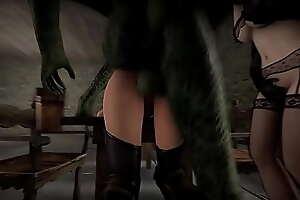 Sexy Zelda Hard Dealings Unstinting SFM