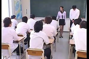 Japanese Tutor degraded and Cum imperceivable wits their way Students in every direction nigh Classification