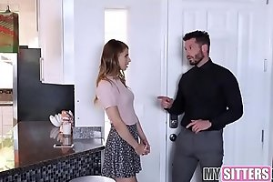 Hot Peaches Teen Babysitter Jillian Janson Screwed By Client Be worthwhile for Stealing - Imanityler.com