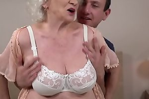 Balmy hot walk-on to kinky Norma wants a young unearth