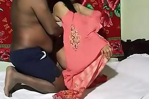 Desi Indian Couple Bonking Bedroom